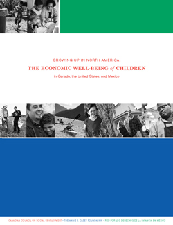 Economic Well Being Children 2008en